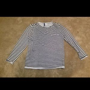 H&M Long Sleeved Striped Sweater
